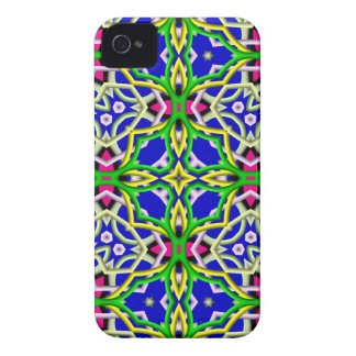 Abstract Pattern Phone 4 Case-Mate ID iPhone 4 Case