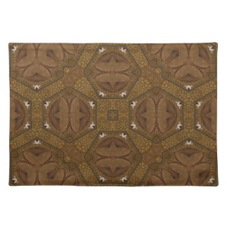 Abstract Pattern Placemats Cloth Place Mat