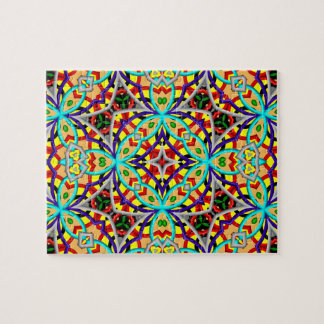 Abstract Pattern Puzzle
