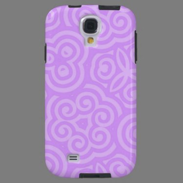 abstract Pattern Samsung Galaxy Case Galaxy S4 Case