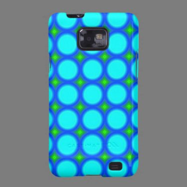 abstract Pattern Samsung Galaxy Case Galaxy S2 Case