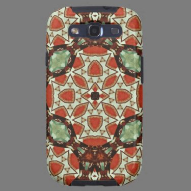 abstract Pattern Samsung Galaxy Case Samsung Galaxy SIII Case