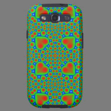 Abstract Pattern Samsung Galaxy S3 Galaxy S3 Cases