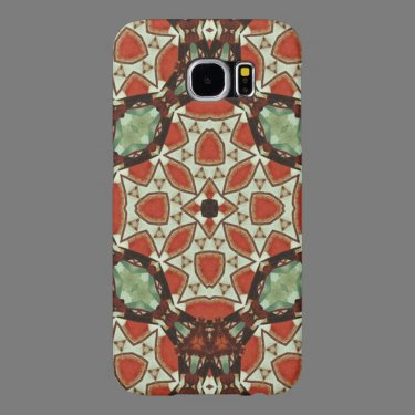 Abstract Pattern Samsung Galaxy S6 Cases