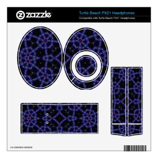 Abstract Pattern & Shapes Turtle Beach Px21 Skins