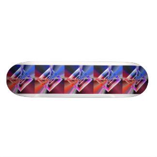 Abstract Pattern Skateboard