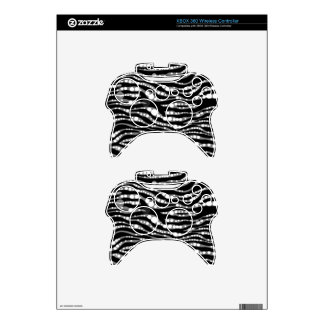 Abstract Pattern Xbox 360 Controller Skins