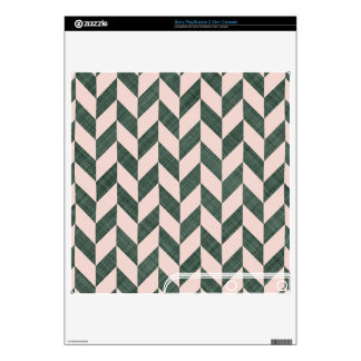 Abstract pattern decal for the PS3 slim
