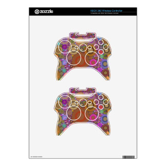 Abstract Pattern Xbox 360 Controller Decal