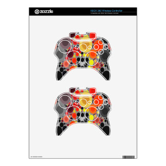 Abstract Pattern Xbox 360 Controller Skin