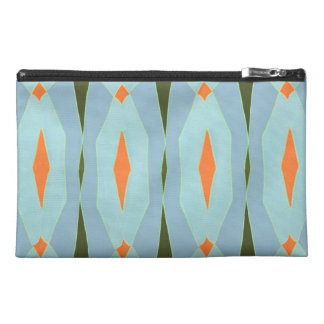 Abstract Pattern Travel Accessories Bag