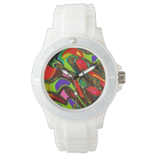 Abstract pattern Watch