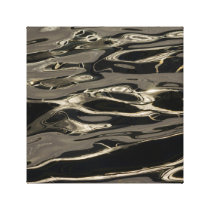 abstract pattern wrapped canvas