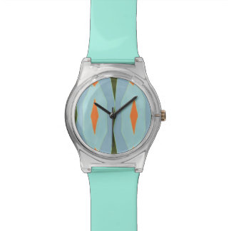 Abstract Pattern Wristwatches