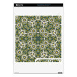 Abstract Pattern yellow Skin For PS3 Slim