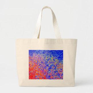 abstract pebbles bag