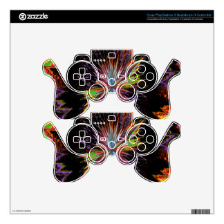 Abstract Perfection 10 Decal For PS3 Controller