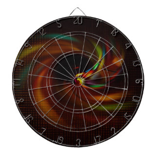 Abstract Perfection 11 Dartboards