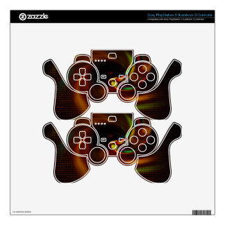 Abstract Perfection 11 Decal For PS3 Controller