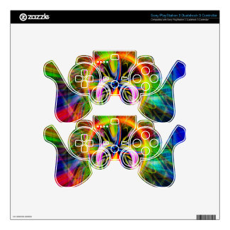 Abstract Perfection 26 Skin For PS3 Controller