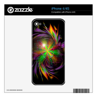 Abstract Perfection 27 Skin For iPhone 4
