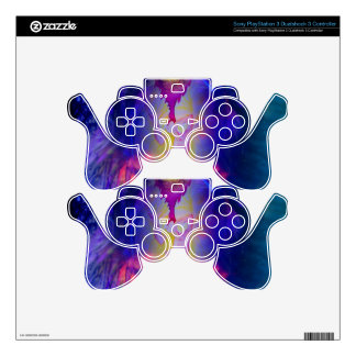 Abstract Perfection 31 Himmlisches Glück PS3 Controller Skin