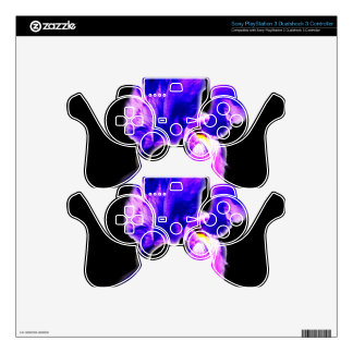 Abstract Perfection 33  Lilie PS3 Controller Decals