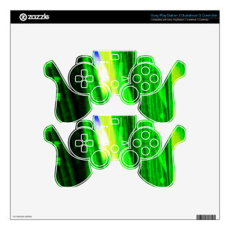 Abstract Perfection   City Jungle PS3 Controller Decals