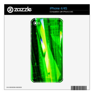 Abstract Perfection   City Jungle Skin For The iPhone 4S