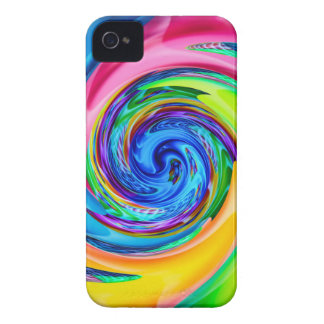 Abstract  Perfektion Pop Art 4 iPhone 4 Cover