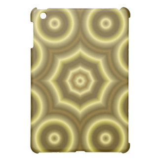 Abstract Pern Cover For The iPad Mini