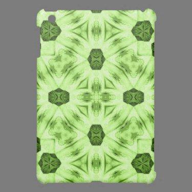Abstract Pern iPad Mini Covers