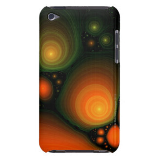 Abstract pern iPod touch cover