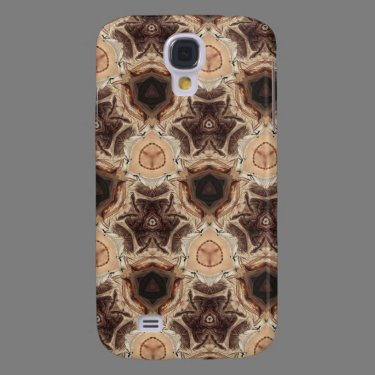 Abstract Pern Samsung Galaxy S4 Cover