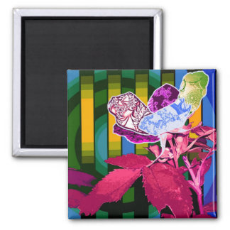 Abstract Perspective Magnet