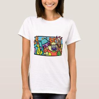 Abstract Petting Zoo T-Shirt