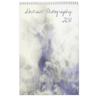 Abstract photography 2011 calendar