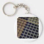 Abstract Photography Basic Round Button Keychain