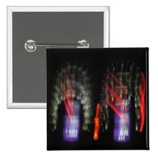 Abstract Photography Speedometer Lights 01 Pinback Button