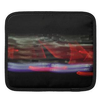 Abstract Photography Speedometer Lights 02 iPad Sleeve