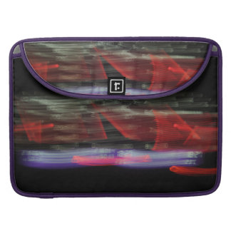 Abstract Photography Speedometer Lights 02 Sleeves For MacBooks
