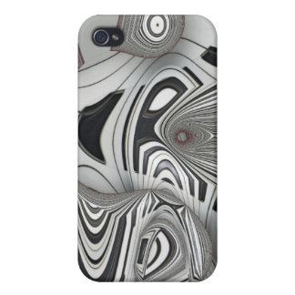 Abstract Piano Cases For iPhone 4