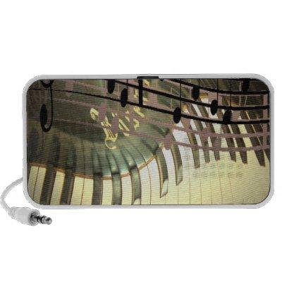 Piano Speakers