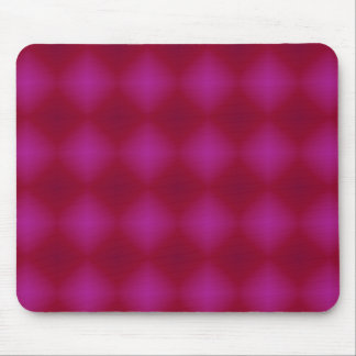 abstract pink and red pattern mouse pad