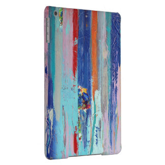 Abstract Pink Colorful Case iPad Air Cases