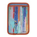 Abstract Pinks Tablet Sleeve Sleeve For iPad Mini