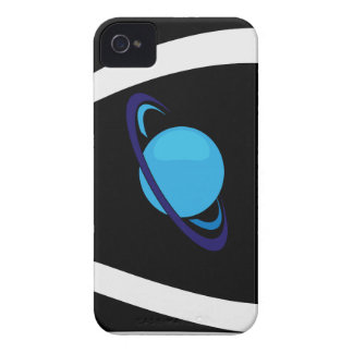 Abstract Planet Design Case-Mate iPhone 4 Cases