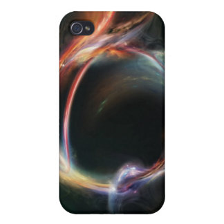 Abstract planet iPhone 4 cases