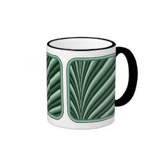 Abstract Plant Ringer Mug