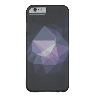 Abstract polygonal design barely there iPhone 6 case